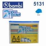 Bambi Zipper Pockets 5131