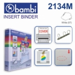 Bambi Insert Binder 2134M