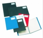 BANTEX-PP DISPLAY BOOK FC 40 POCKETS 3187