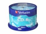 CDR VERBATIM 50PCS
