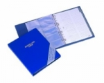 BANTEX-MAXI BUSINESS CARD ALBUM 2140A 5599
