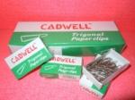 CADWEL PAPER CLIP NO.3