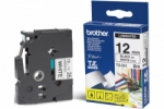 BROTHER TZ-231 BLACK ON WHITE TAPE