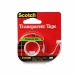 SCOTCH TRANS TAPE 12,7MMX7,62M SELOTIP