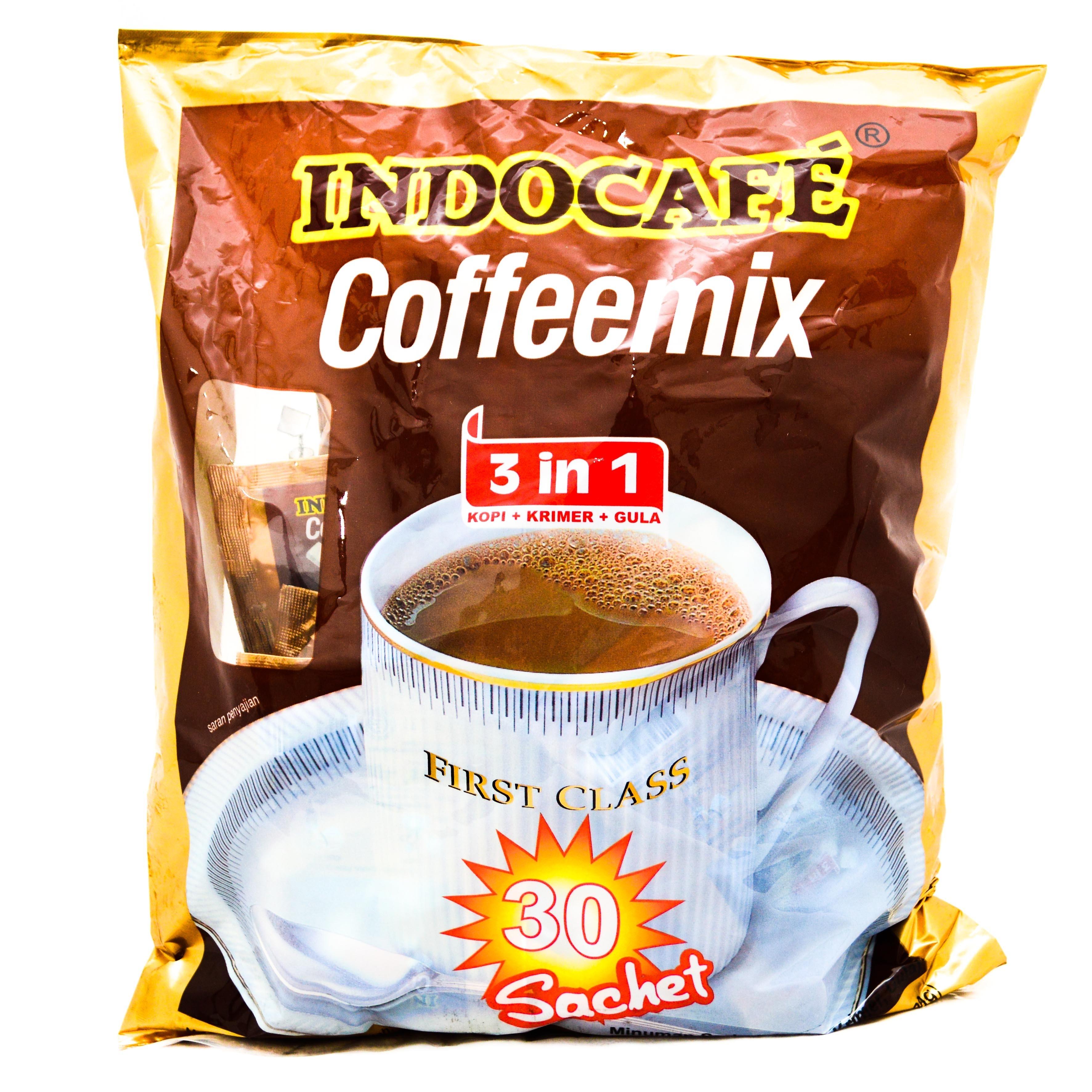 INDOCAFE COFFEMIX 30X20G
