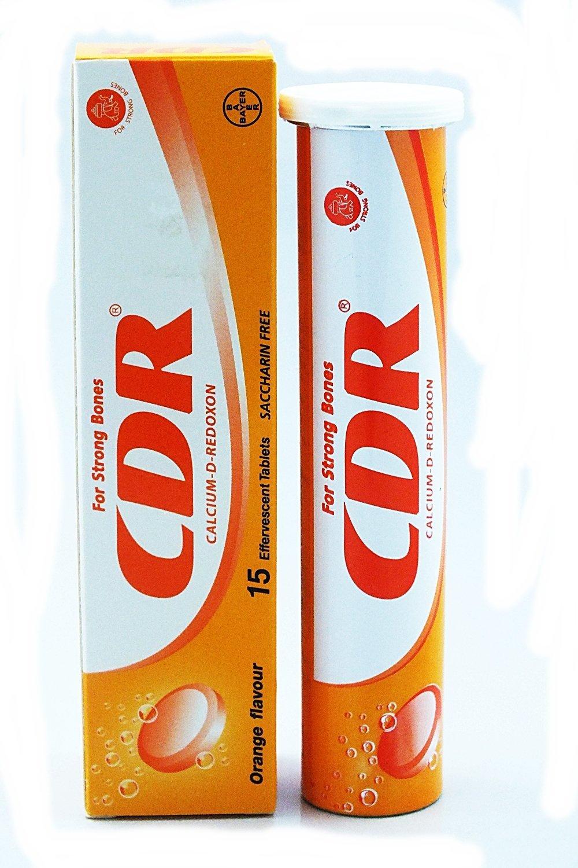 Cdr Calcium Redoxon Tablet Isi 15