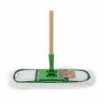 MICROFIBRE DUST MOP 40CM CLEAN MATIC