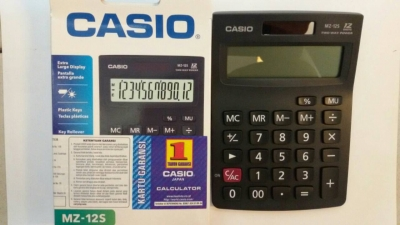 CASIO MZ 12  large
