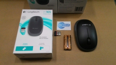 MOUSE WIRELESS 165  large